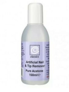 Classic False Nail/Tip Remover 150ml