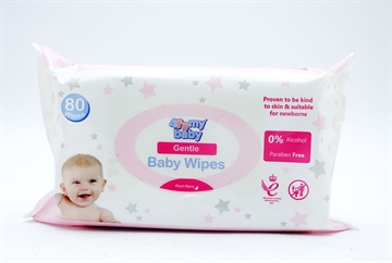 For My Baby Wipes 80S