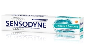 Sensodyne Toothpaste 75 ml Fresh Cleaning
