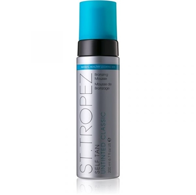 St.Tropez Self Tan United Classic Bronzing Mousse 200ml