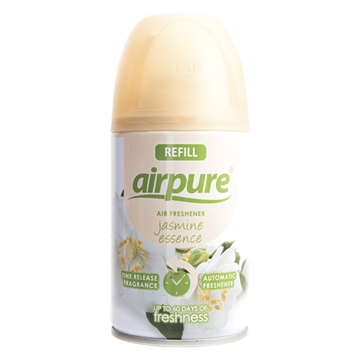 Airpure Air Fresh Auto Refill Jasmine 250ml