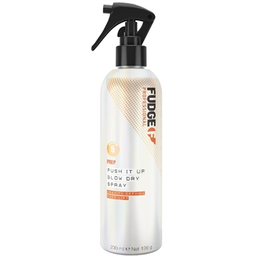 Fudge Push It Up Blow Dry Spray 200ml
