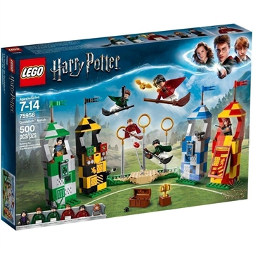 LEGO Harry Potter Quidditch-kamp 75956