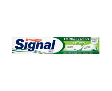 Signal Toothpaste 75g Herbal Fresh