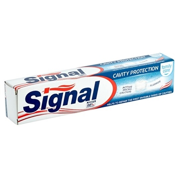 Signal Toothpaste Cavity Protection 75ml