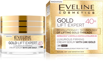 Eveline Gold Lift Expert Day And Night Cream 40+ 50ml