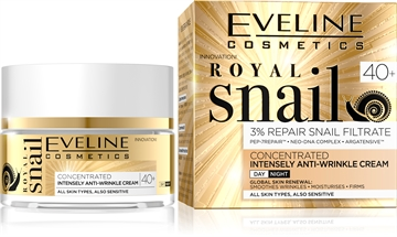 Eveline Royal Snail Day And Night Cream 40+ 50ml