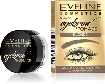 Eveline Eyebrow Pomade Blonde