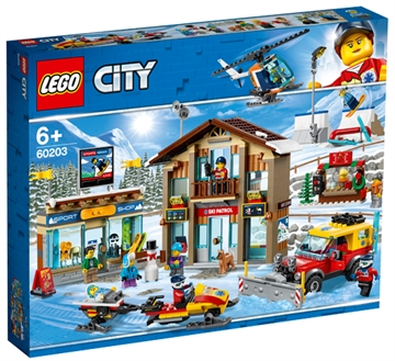 LEGO City Town 60203 Skisportssted