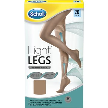 Scholl Tight 20 Den Beige