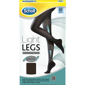 Scholl Tight 60 Den Sort