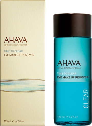 Ahava Time To Clear Eye Make-Up Remover 125ml