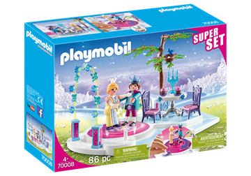 Playmobil SuperSets Kongeligt bal 70008