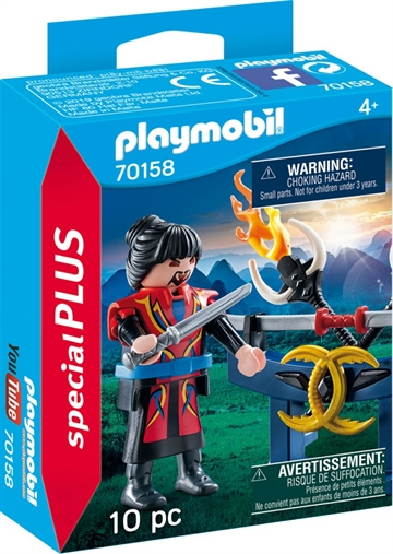 Playmobil Warrior 70158