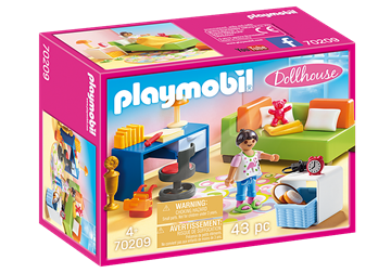 Playmobil Dollhouse Teenageværelse 70209