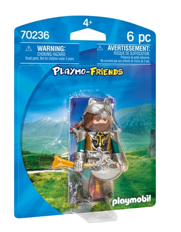 Playmobil Wolves Knight 70236