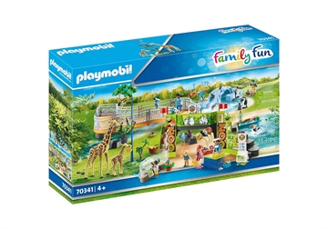 Playmobil Min Store Oplevelses-Zoo 70341