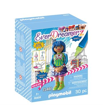 "Playmobil Clare ""Comic World"" 70477"