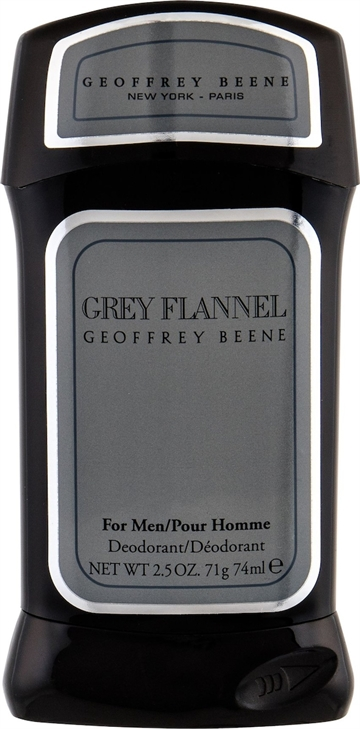 Geoffrey Beene Grey Flannel Deodorant Stick 74ml