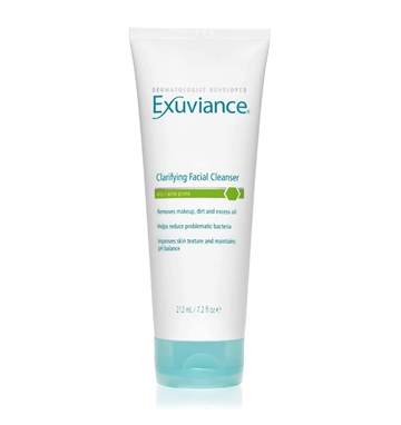 Exuviance Clarifying Facial Cleanser 212ml Soap And Fragrance Free