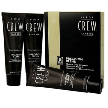American Crew Ac Precision Blend Light (7-8) 3X40ml