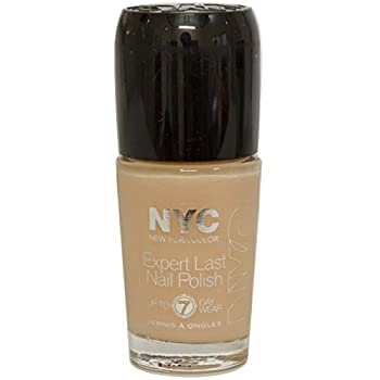NYC New York Color Expert Last Nail Polish 9.7ml Carrie^d Away (#165)