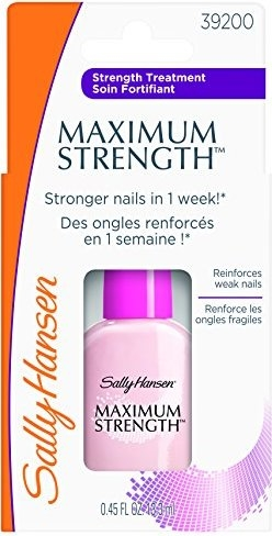 Sally Hansen Maximum Strength Reinforce Weak Nails 13ml