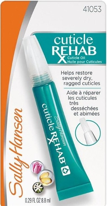 Sally Hansen Cuticle RehabX Cuticle Oil 8.8ml
