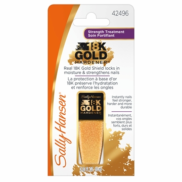 Sally Hansen Sally Hansen 18k Gold Nail Hardener 10ml Strength Treatment