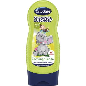 Bübchen Shampoo&Showergel 230ml Gang Of Jungle