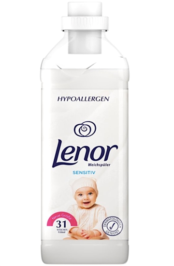 Lenor Concentrated Softener 990 ml Sensitive