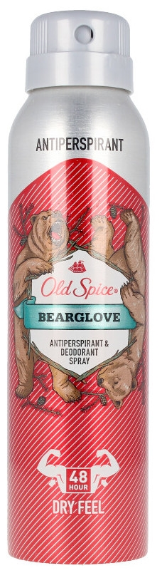 OLD SPICE DEODORANT SPRAY BEAR LOVE 150ML