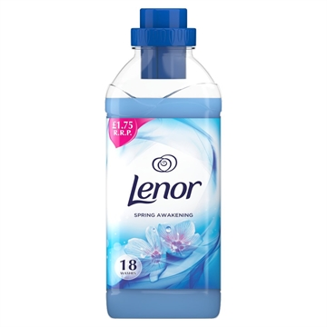 Lenor Fabric Conditioner 18 Wash Spring 630ml