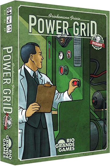 Power Grid Recharged (Nordic + EN