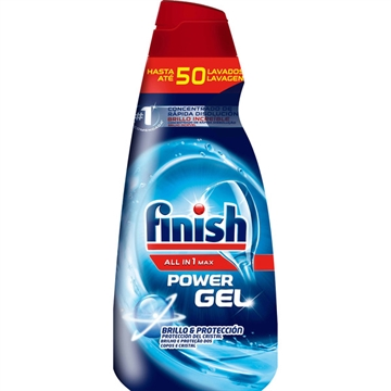Finish Dishwasher Gel 1000 ml All In One Shine & Protection