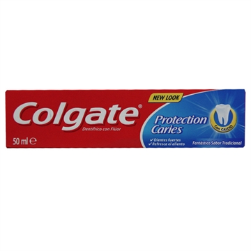 Colgate Toothpaste 50 ml Protection Caries