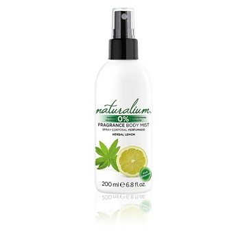 Naturalium Herbal Lemon Body Mist 200ml
