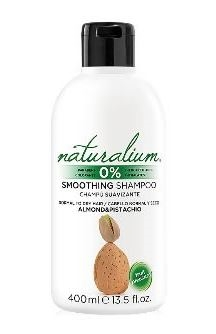 Naturalium Almond & Pistachio Smoothing Shampoo 400ml