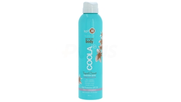 Coola Body Sunscreen Spray SPF 30 236ml Tropical Coconut
