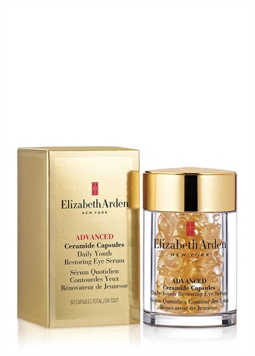 Elizabeth Arden Ceramide Advanced Ceramide Eye Serum Daily Youth Restoring 60 Capsules (10.5ml)