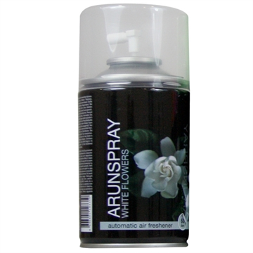 Arunspray Air Freshener Refill 260ml White Flowers