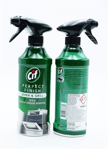 Cif Perfect Finish Spray Oven & Grill 435ml