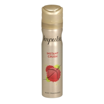 Impulse Body Spray Instant Crush 75ml
