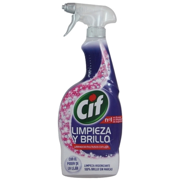 Cif Clean & Brightness Multiporpose With Bleach 750 ml