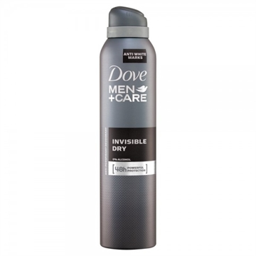 Dove Spray Men Invisible Dry  250ml