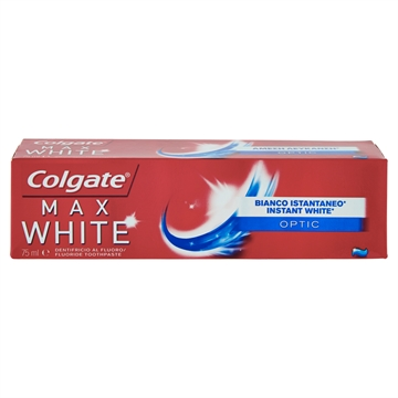 Colgate Toothpaste 75 ml Max White Optic