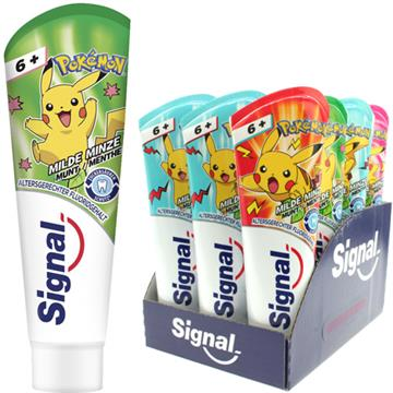 Signal Toothpaste Junior 75ml 6+ Yrs