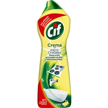 Cif Cleaner Cream 750 ml Lemon