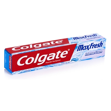 Colgate Toothpaste Max Fresh Intense Foam 75ml