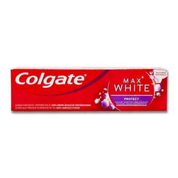 Colgate Toothpaste 75g Max White Protect